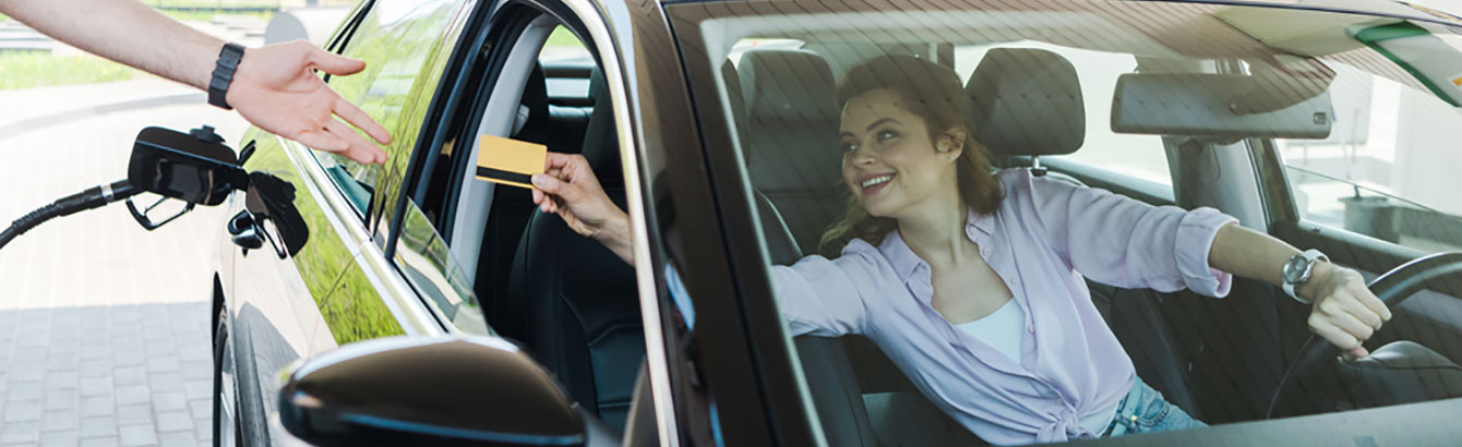 Hiring a Car with Your Credit Card